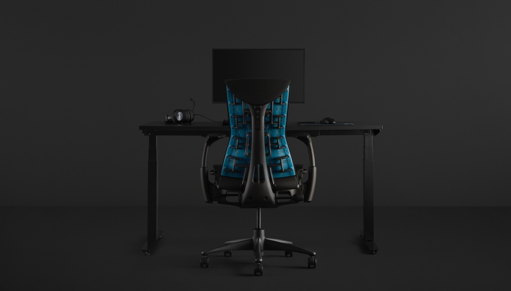 Mitől gamer szék egy irodaszék | Gamer, szék, ergonómia, egészség, hatékonyság, növelése, HermanMiller, Special, Gaming, Edition, Sayl, Chair, stílus, kényelem, design