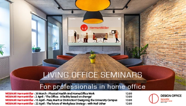 Designoffice | LIVING OFFICE SEMINARS - for professionals in home office