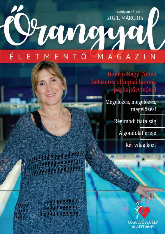Őrangyal magazin 2021/3