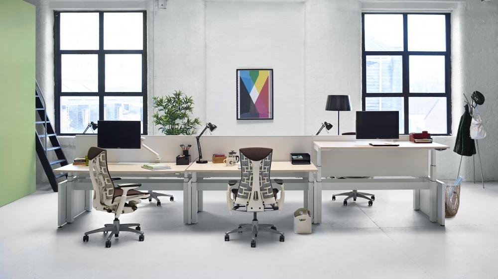 Designoffice   Herman Miller   asztalok