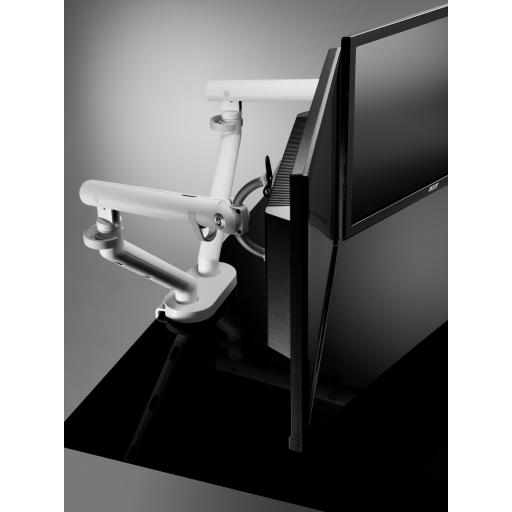 Flo Dual monitorkar HermanMiller