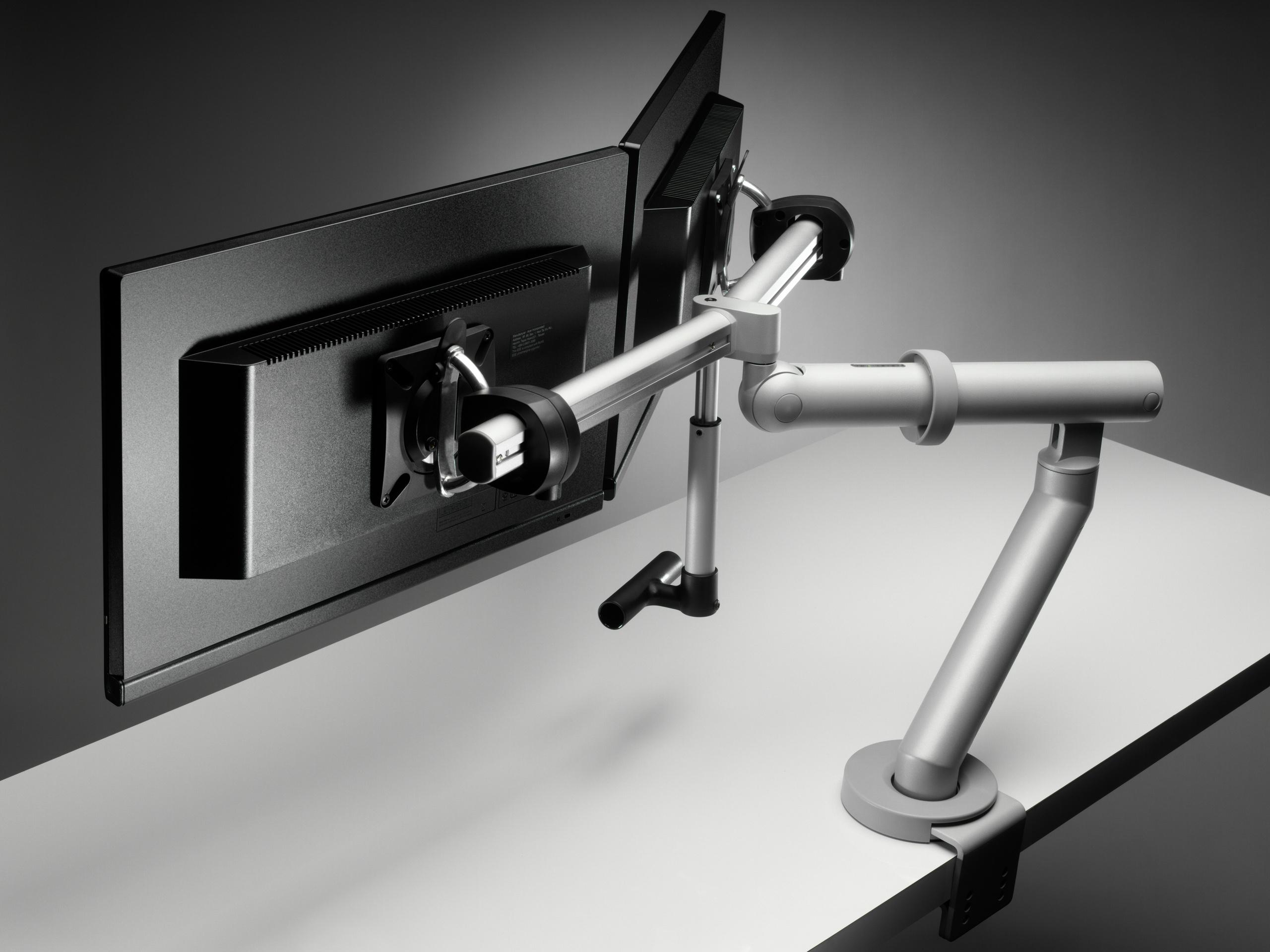 Flo Plus Dual monitor kar | Herman miller