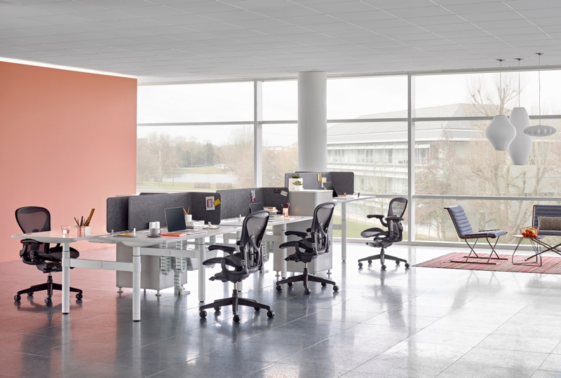 Atlas office landscape | Herman miller