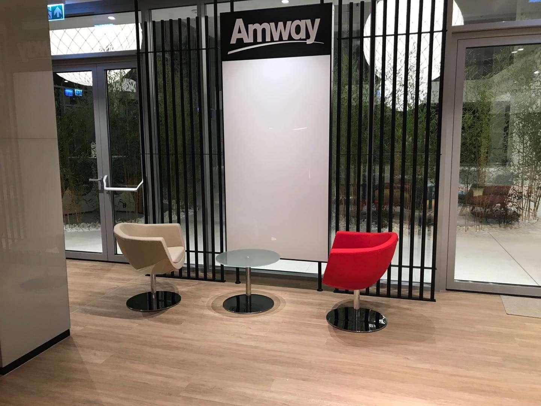 HermanMiller referencia   Amway