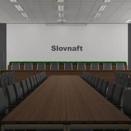 EuropaDesign,Slovnaft,Referencia
