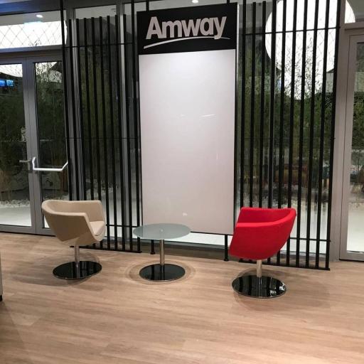 Herman miller Amway | Europa Design, Amway, Referencia, Látványterv