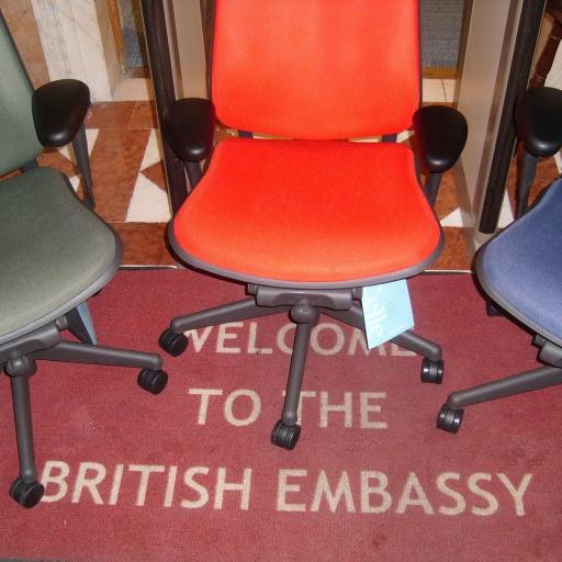 EuropaDesign,British Embassy,Referencia